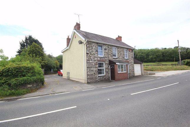 Thumbnail Farm for sale in Pentrecourt Road, Llandysul