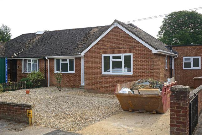 Thumbnail Semi-detached bungalow for sale in Hampden Road, Hitchin