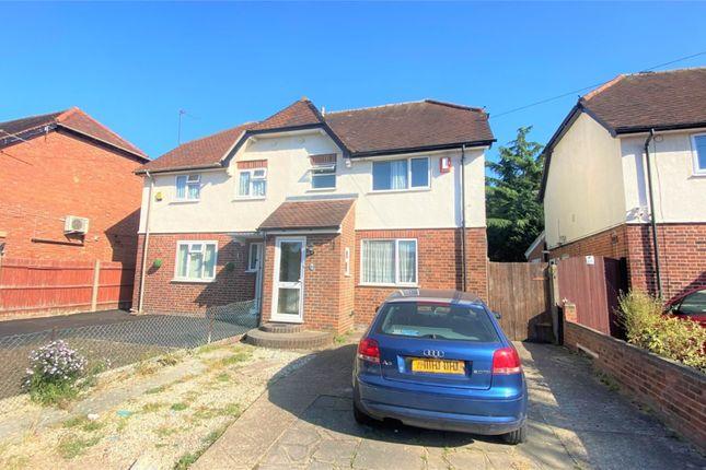 Thumbnail Semi-detached house to rent in Collingwood Road, Hillingdon, Uxbridge