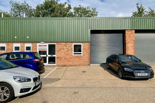 Thumbnail Industrial to let in Unit 8 Sphere Industrial Estate, Campfield Road, St Albans