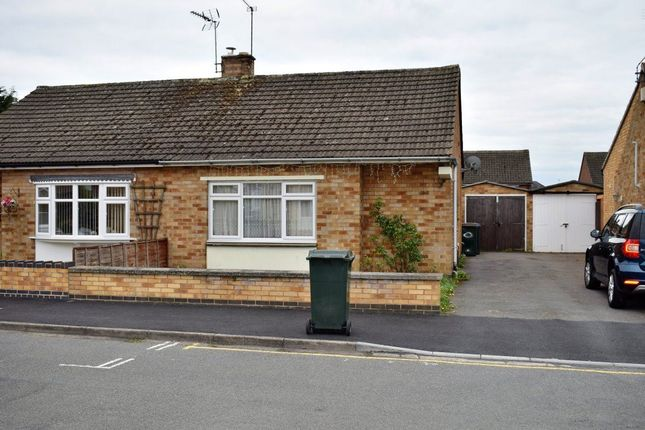 Thumbnail Bungalow to rent in Regina Crescent, Walsgrave, Coventry