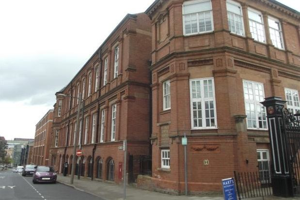 Thumbnail Property to rent in Park Row, Nottingham
