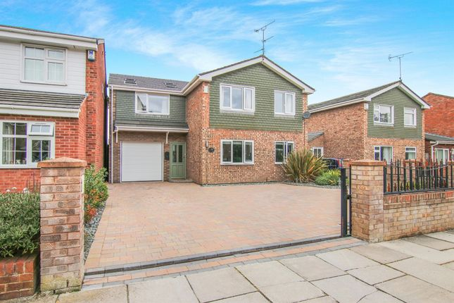 Thumbnail Detached house for sale in Brookdale Avenue South, Wirral