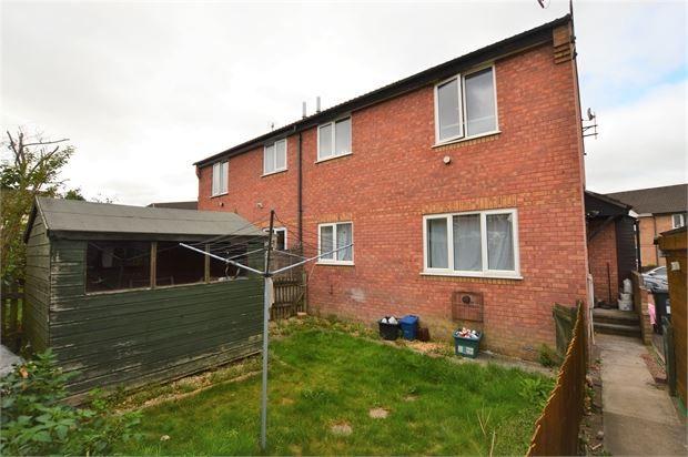 Thumbnail End terrace house for sale in Musket Road, Heathfield, Newton Abbot, Devon.