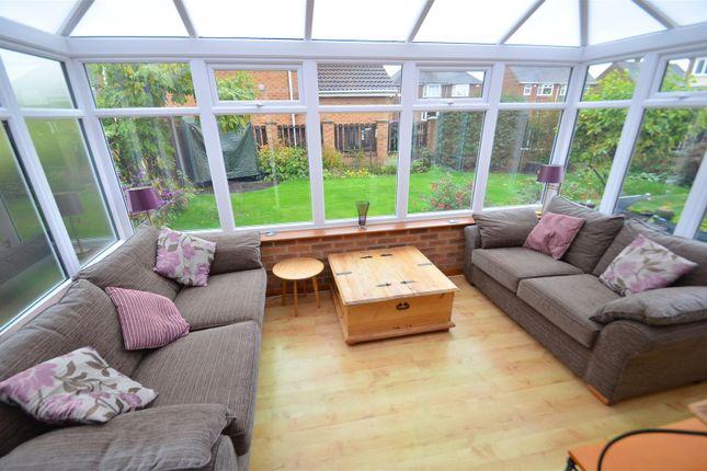 Conservatory of Vyse Drive, Long Eaton, Nottingham NG10