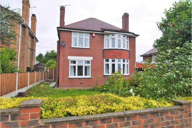 4 bed detached house for sale in Braithwell Road, Maltby, Rotherham