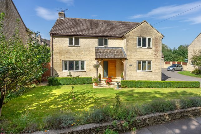 Thumbnail Detached house for sale in The Tawneys, Winkins Lane, Great Somerford, Chippenham