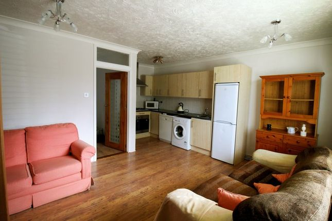 1 bed flat to rent in Priory Crescent, Southsea