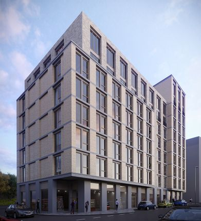 1 bed flat for sale in Fabric District Residence, 33 Devon Street, Liverpool