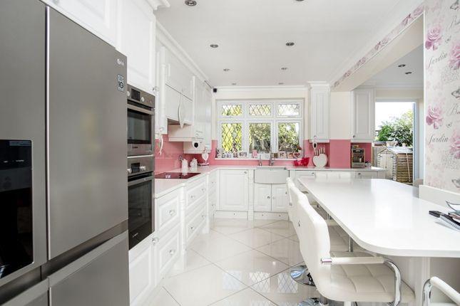 Kitchen of Langford Crescent, Cockfosters, Barnet EN4