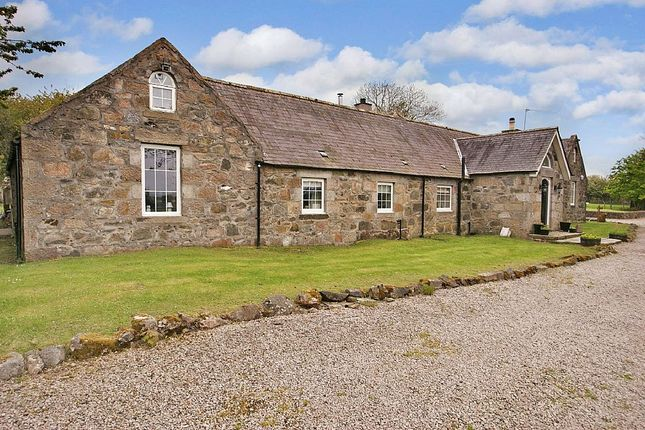Thumbnail Detached house for sale in Oyne, Premnay, Insch, Aberdeenshire