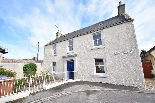 Thumbnail Detached house for sale in Maxwell Street, Fochabers