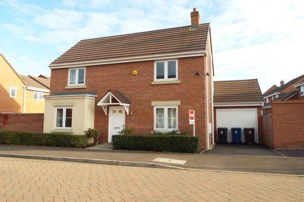 Thumbnail Detached house to rent in Brindley Road, Hawksyard, Rugeley
