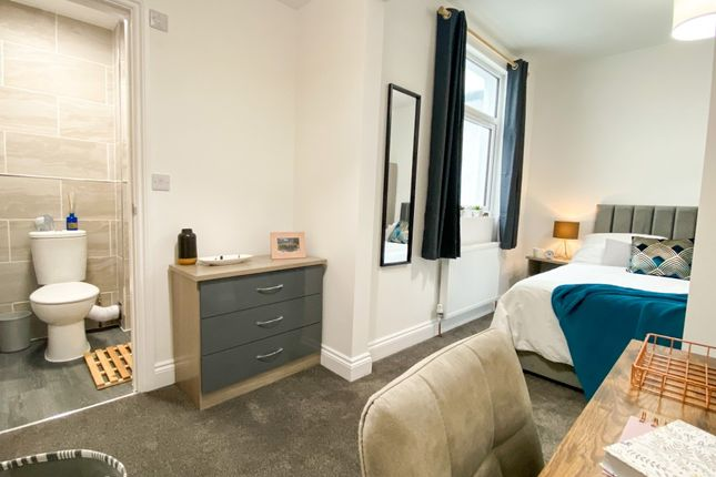 Thumbnail Flat to rent in Marlborough Road, Plymouth