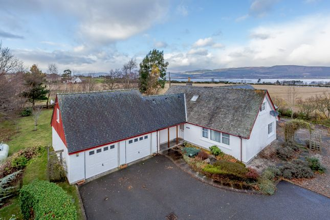 Thumbnail Detached house for sale in Cullicudden, Balblair, Dingwall