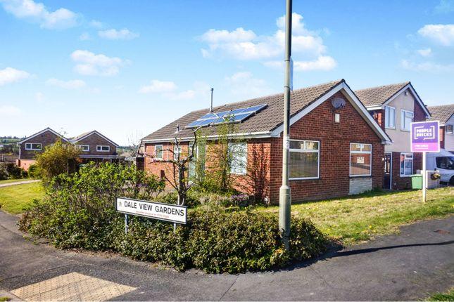Thumbnail Detached bungalow for sale in Dale View Gardens, Kilburn
