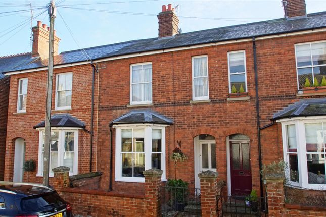 Thumbnail Terraced house for sale in Mill Road, Bury St. Edmunds