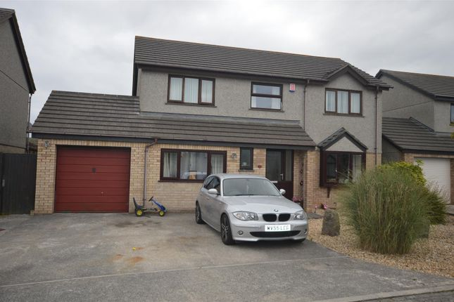 Thumbnail Property for sale in Merritts Way, Pool, Redruth
