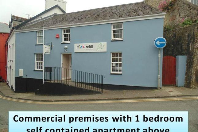 Thumbnail Semi-detached house for sale in 2A Holloway, Haverfordwest, Pembrokeshire