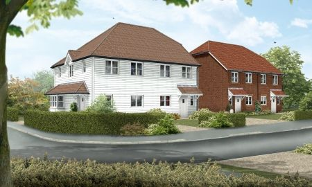 Thumbnail Semi-detached house for sale in Heron Fields, Sittingbourne, Kent