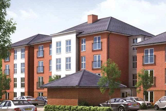 "Thumbnail Flat for sale in ""Tomlin House"" at Hill View Road, Malvern"