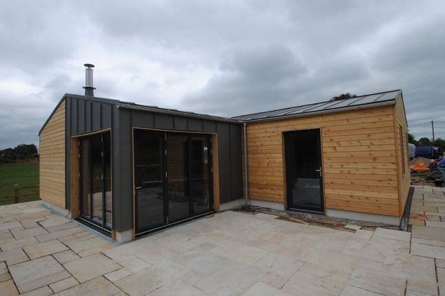Thumbnail Detached bungalow for sale in North Wraxall, Chippenham