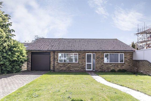 Thumbnail Bungalow for sale in Belvedere Close, Teddington