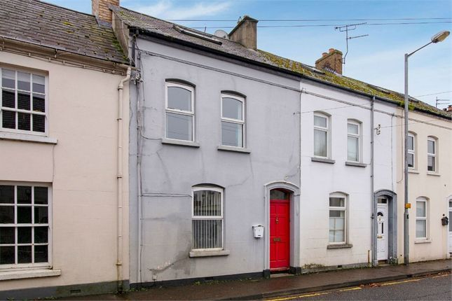 Thumbnail 4 bed terraced house for sale in Charlotte Street, Ballymoney, County Antrim
