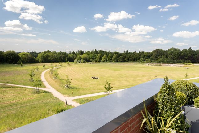 "Thumbnail Flat for sale in ""3 Bedroom Apartment"" at Hauxton Road, Trumpington, Cambridge"