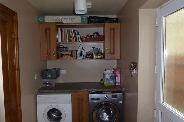 Utility Room of Iron Way, Tondu, Bridgend. CF32