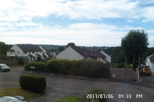 Views To Front  of Franklea Close, Ottery St. Mary EX11