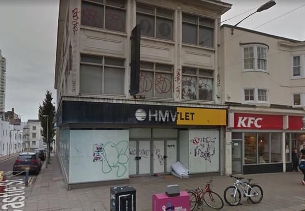 Thumbnail Retail premises to let in 61-62 Western Road, Brighton, East Sussex