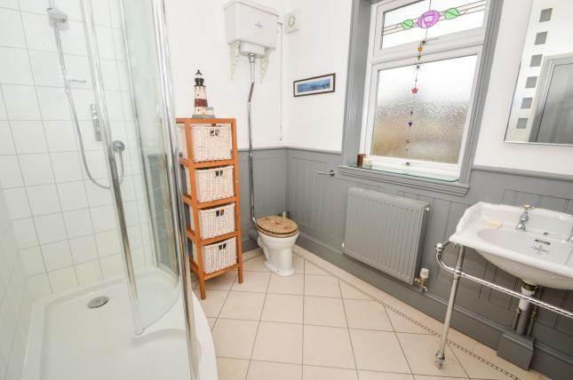 Shower Room of Lubenham Hill, Market Harborough, Leicestershire LE16