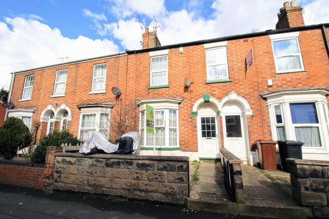 3 bed terraced house for sale in Newland Street West, West End, Lincoln