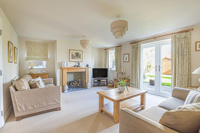 Thumbnail Semi-detached house for sale in Chilton Foliat, Wiltshire