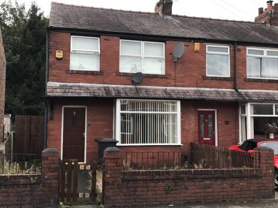 Thumbnail Terraced house to rent in Lynton Street, Leigh