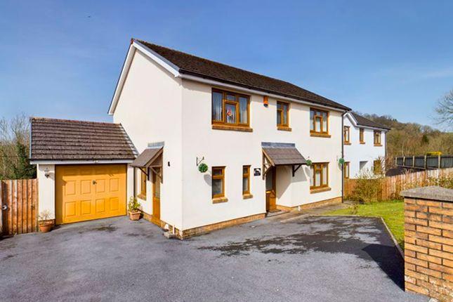Thumbnail Detached house for sale in Derwen Fechan, Trevaughan, Carmarthen