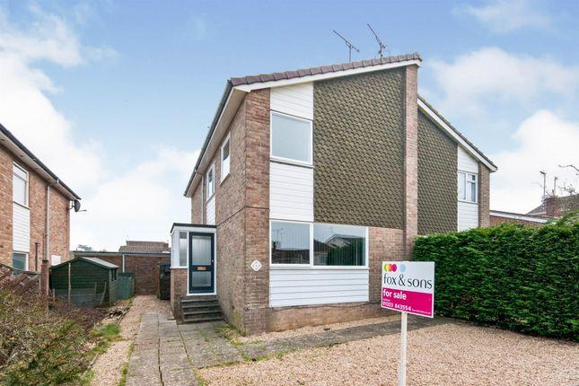 3 bed semi-detached house for sale in Laburnum Green, Hailsham BN27