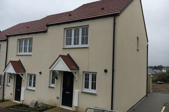 End terrace house for sale in Ocean Rise, Hayle, Cornwall