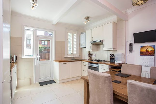 Thumbnail Flat for sale in Larden Road, London