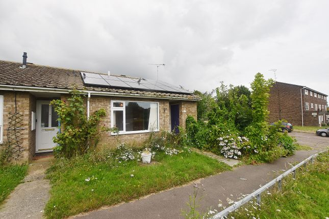 1 bed terraced bungalow for sale in Maple Close, Harwich CO12