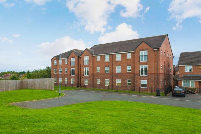 Thumbnail Flat to rent in Poppyfields, Warrington