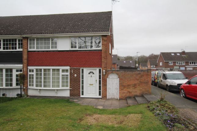 Thumbnail Semi-detached house to rent in Shephall Way, Stevenage, Herts