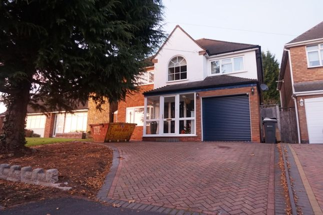 Thumbnail Detached house for sale in Kempson Avenue, Wylde Green, Sutton Coldfield