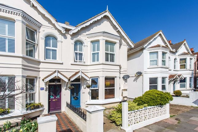 Thumbnail Flat for sale in St. Leonards Road, Hove