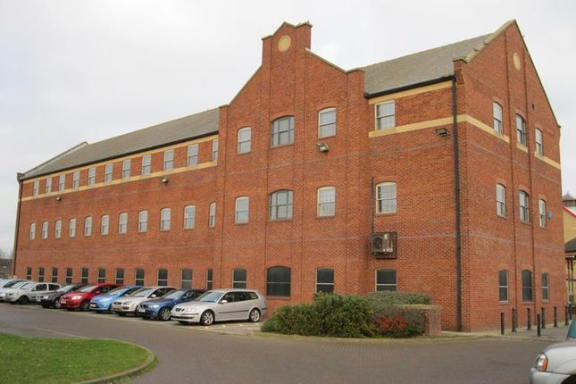 Thumbnail Office to let in Heritage House, Fishermans Wharf, Grimsby, North Lincolnshire