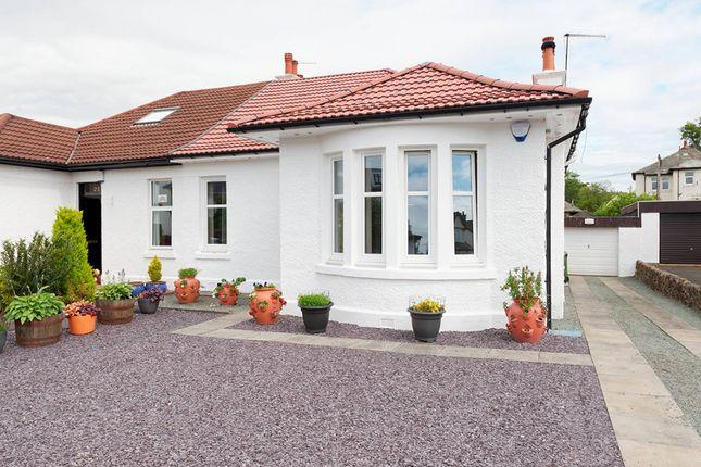 Thumbnail Semi-detached bungalow for sale in Lanfine Road, Ralston, Paisley