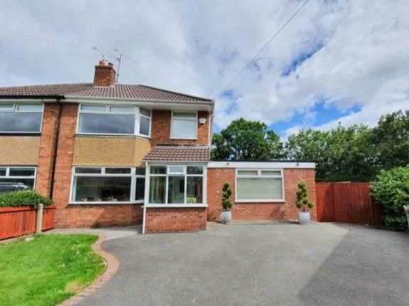 4 bed semi-detached house for sale in Oxford Drive, Wirral, Merseyside CH63