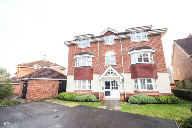 Thumbnail Flat to rent in Maudit House, Rykmansford Road, Fleet