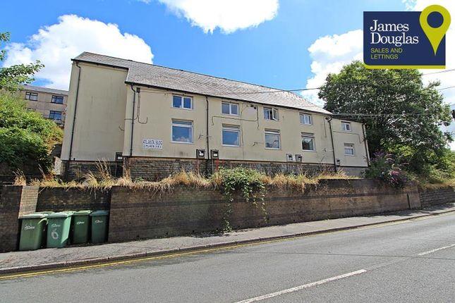 Thumbnail Maisonette to rent in Atlanta Buildings, Caerphilly Road, Sengenydd, Caerphilly